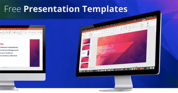 free-powerpoint-templates-access