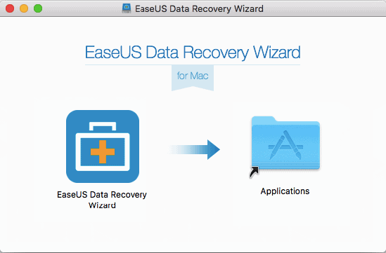installer easus data recovery