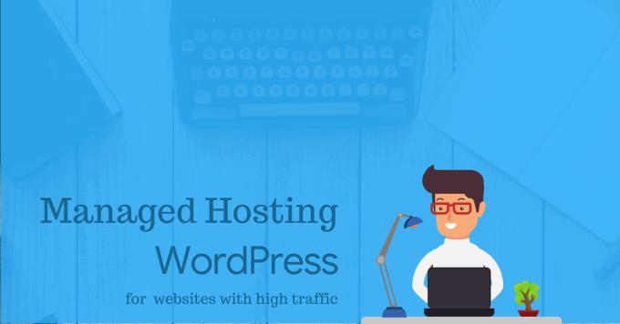 managed wp hosting on cloud