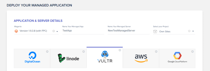 multiple cloud provider