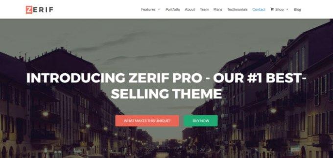 zerif-pro-theme