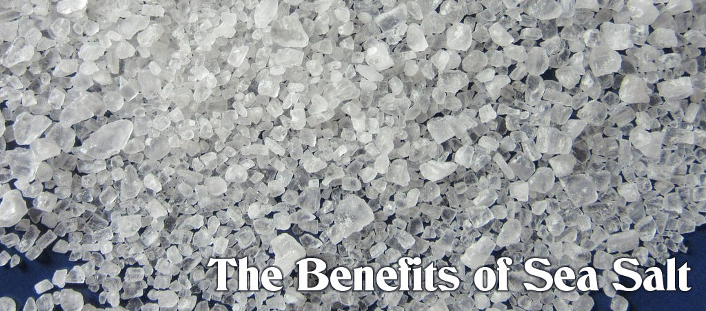 Did You Know That Sea Salt Helps Avoid Dehydration And Balance Fluids?