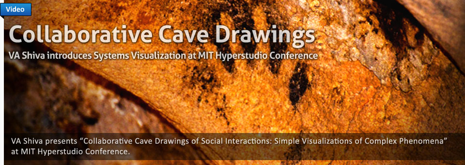 Collaborative Cave Drawings