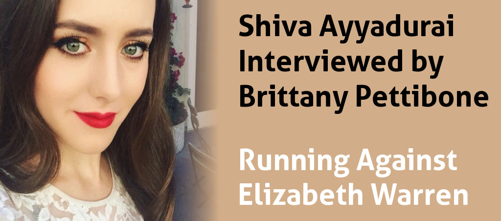 Shiva Ayyadurai Interviewed By Brittany Pettibone