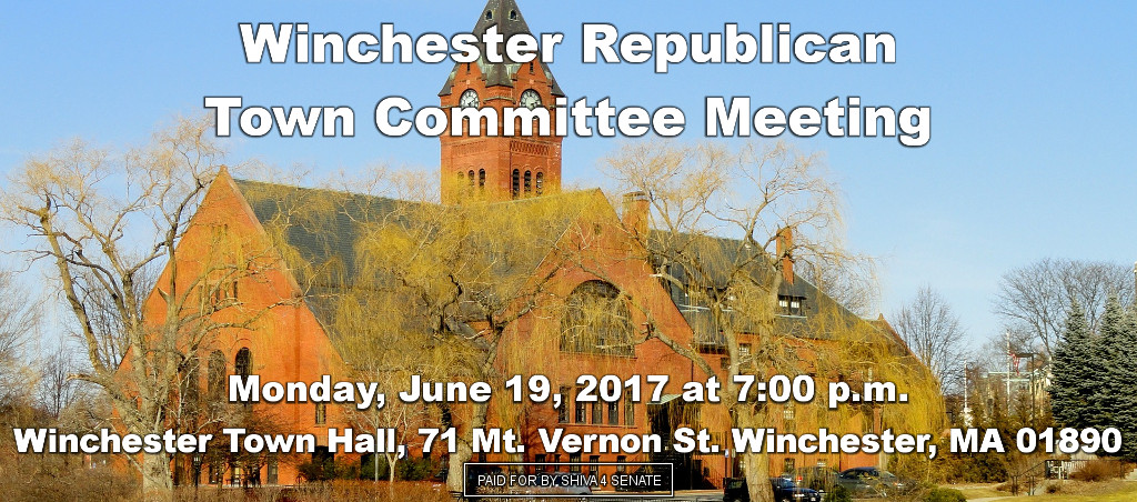Winchester Republican Town Committee Meeting