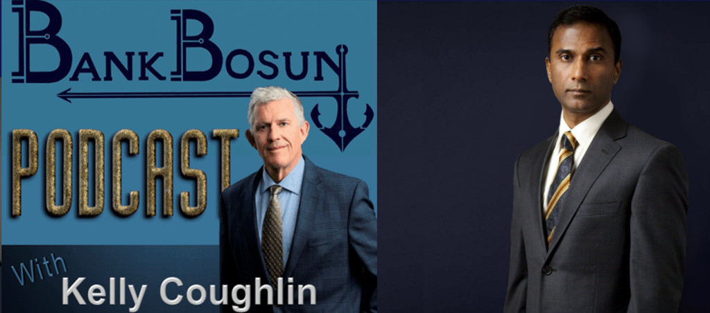 Dr. Shiva Ayyadurai In The BankBosun Podcast With Kelly Coughlin