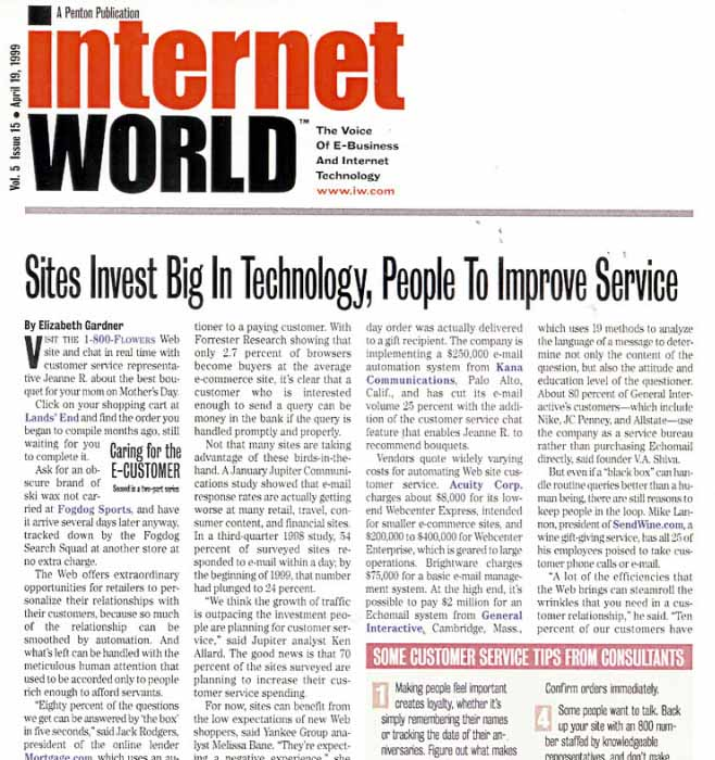 Sites Invest Big In Technology, People To Improve Service