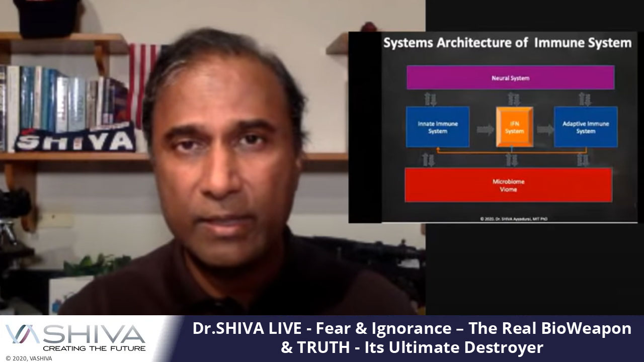Fear & Ignorance – The Real BioWeapon & TRUTH – Its Ultimate Destroyer