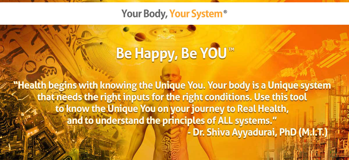 Your Body, Your System