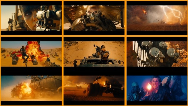 More images from Mad Max Fury Road