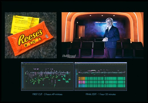 Steven Spielberg's Amblin Theater - and Reese's Pieces