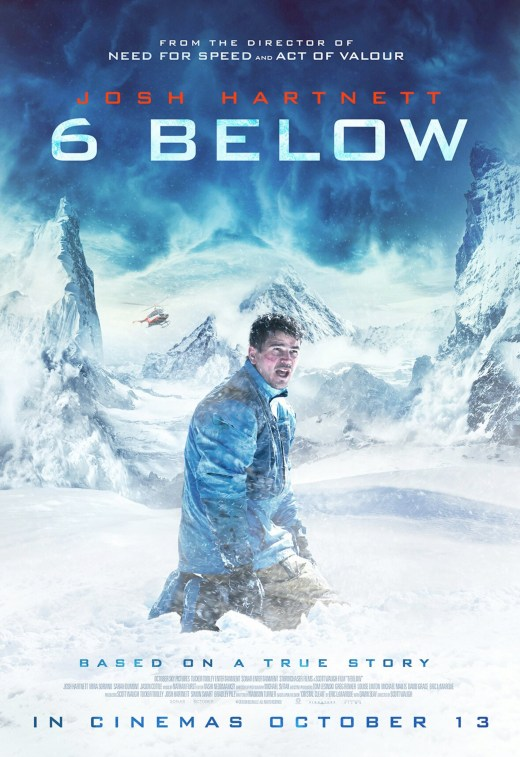 6 Below the Movie starring Josh Hartnett