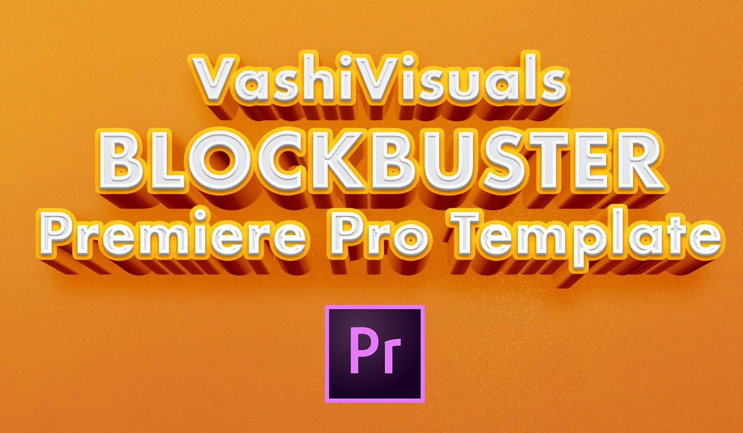 Free Premiere Pro BLOCKBUSTER Template [Free Download