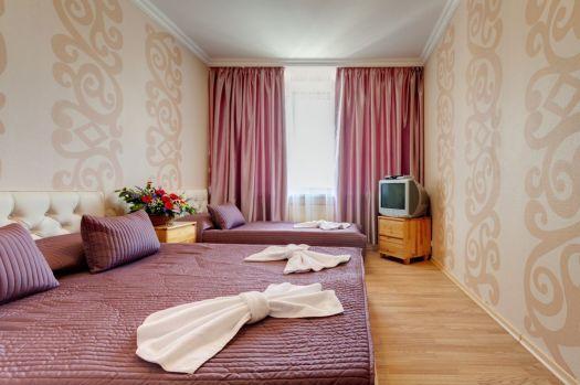 Южно-Приморский отель в Петербурге