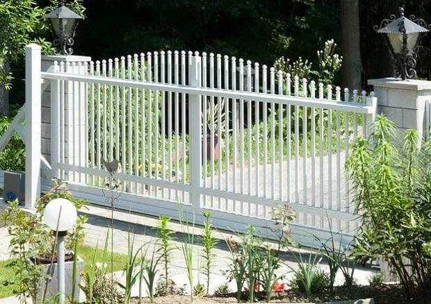 引き込み式自動ゲート4