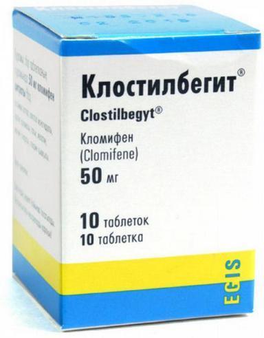 Clostilbegyt mellékhatásai