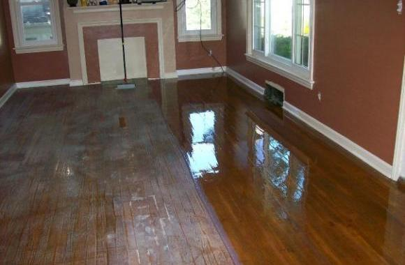 Scratches On Hardwood Floors
