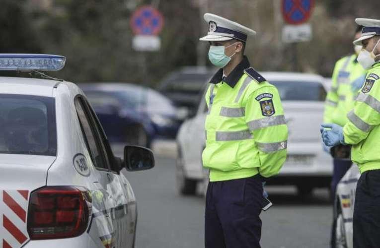 Ne-am bucurat prea devreme, polițiștii vasluieni dau din nou amenzi!