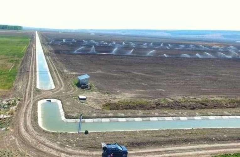La ANIF Vaslui, apa pentru irigații este gratuită