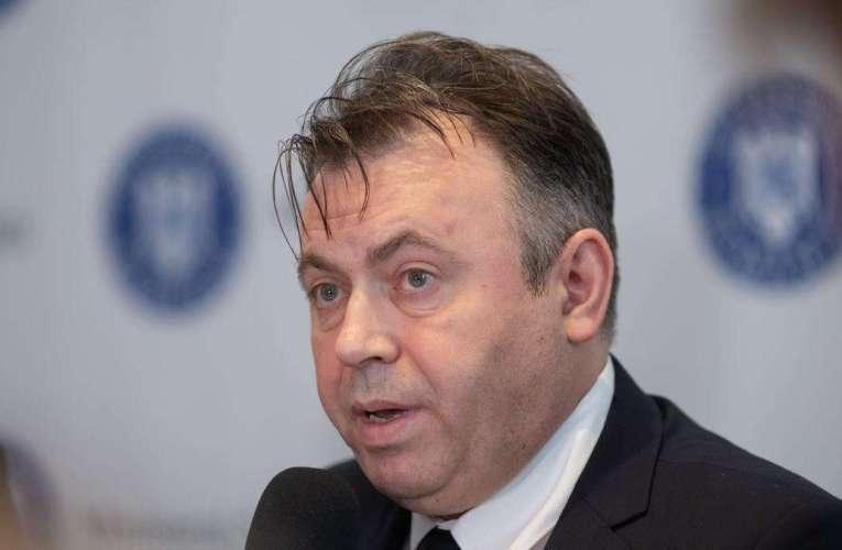 """Ministrul Sănătății, dr. Nelu Tătaru: """"Din august am putea avea o viață normală"""""""