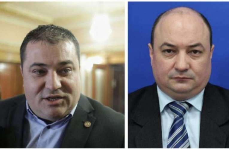 Deputații Solomon și Stativă au facut-o de oaie la București