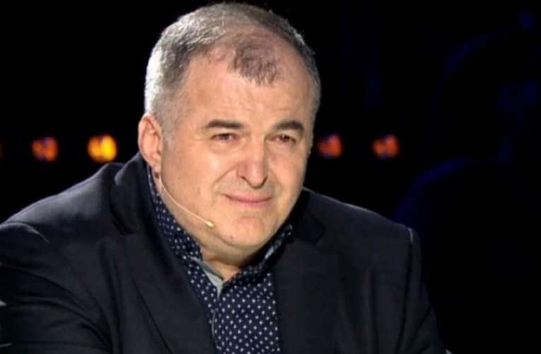 Omul de televiziune Florin Călinescu, președintele Partidului Verde, vine la Vaslui