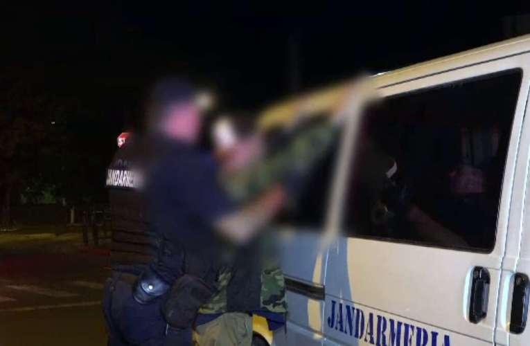 Acțiune-surpriză a Poliției Negrești, au căzut în plasa polițiștilor mai mulți bețivi și hoți de lemne!