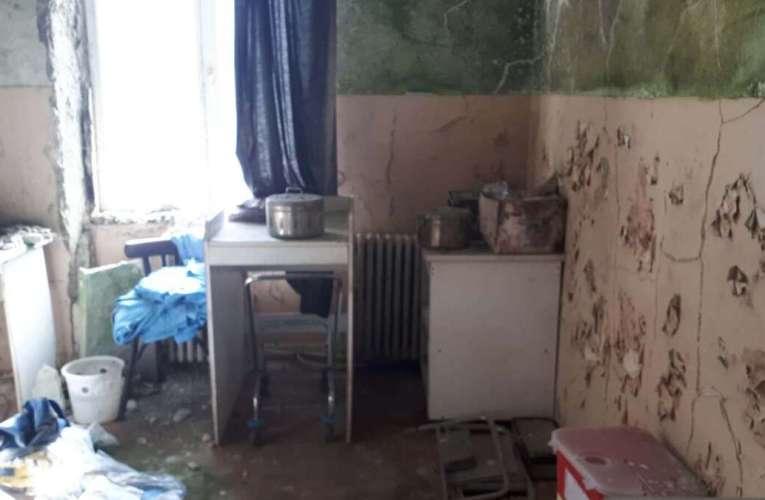 Ce dezastru este în fostul spital Negrești! Fotografii care te revoltă!