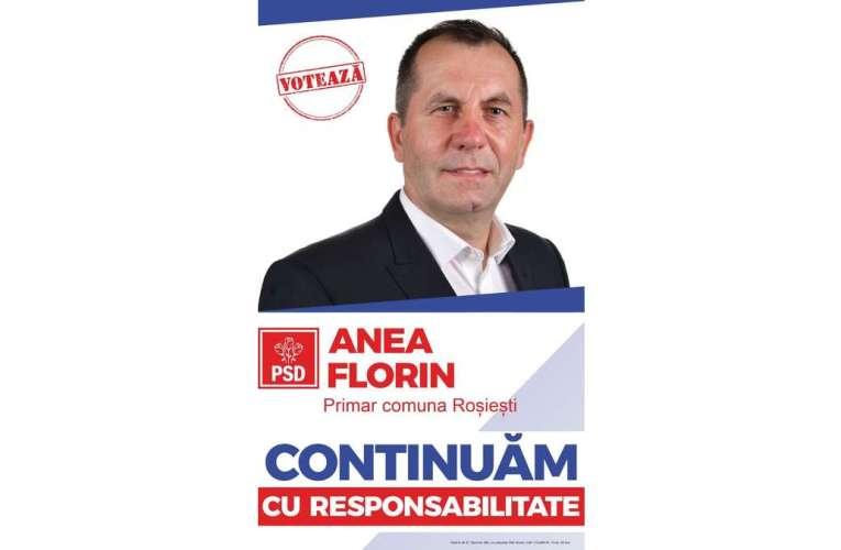 Copiii din Roșiești pot veni la școală în siguranță, anunță primarul Florin Anea