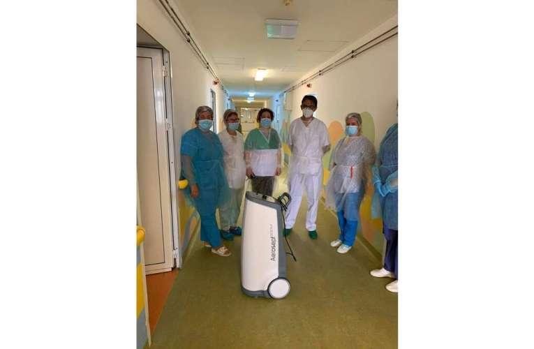 SJU Vaslui: finanțare europeană pentru combaterea infecțiilor nosocomiale