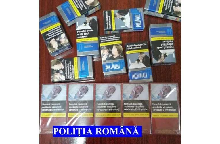 Polițiștii de la Economic, în acțiune! Amenzi și confiscări!