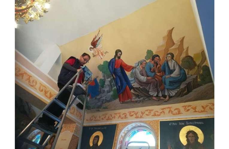 """""""Pictorul îngerilor"""" de la DGASPC Vaslui a mai adăugat un an în cununa vieții. La Mulți Ani, OM bun!"""