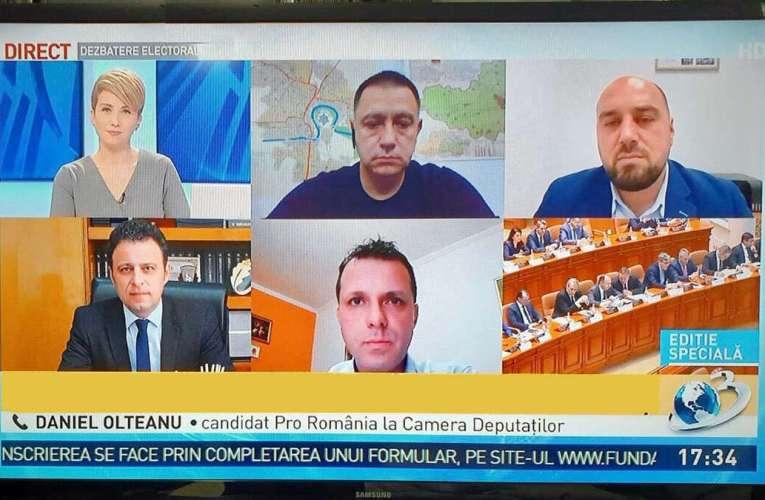 """Deputatul Olteanu: """"Ne prezintă ca o știre banală, faptul că mor zilnic 150 români din cauza Covid-19!"""""""
