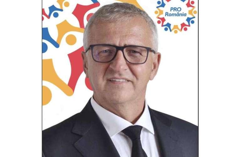"""Fostul președinte ANAF, Gelu Ștefan Diaconu, viitor senator PRO România de Vaslui: """"O țară tristă, plină de panarame"""""""