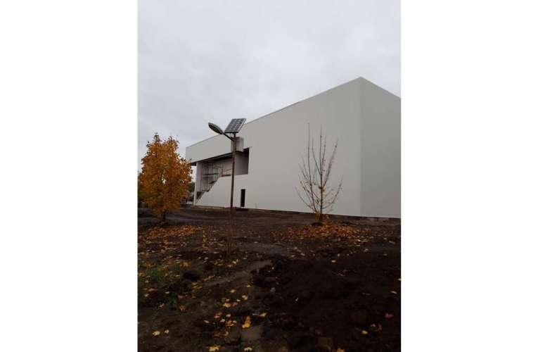 Este modernă și aproape finalizată! Sala de sport de la Ștefan cel Mare, un obiectiv așteptat!