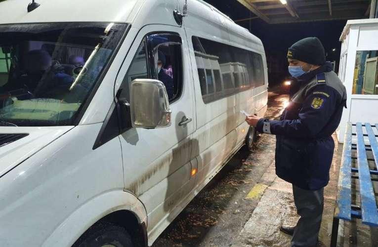 Șofer moldovean cu acte false, mergea sa se angajeze în Spania!