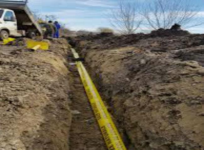 Se extinde rețeaua de gaze, la Negrești! Primarul Rusu are un program ambițios, piața va fi prioritară!
