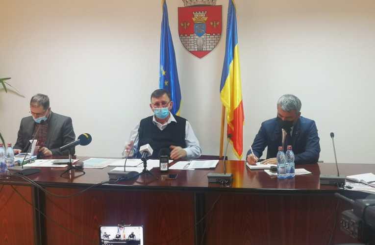 Proiecte de peste 250 de milioane de lei, pentru dezvoltarea municipiului Vaslui