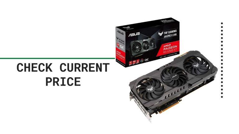 ASUS TUF Gaming AMD Radeon RX 6900 XT OC Edition Graphics Card