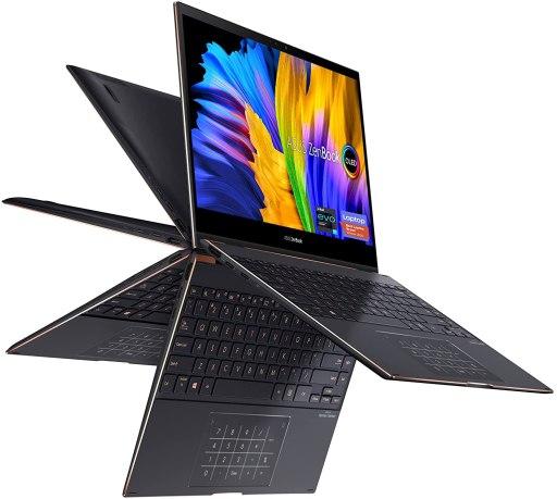 ASUS ZenBook Flip S – 2-in-1 Laptop With Thunderbolt 4
