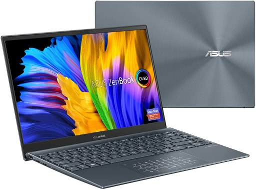 Asus ZenBook 13 OLED Slim Laptop With TB4