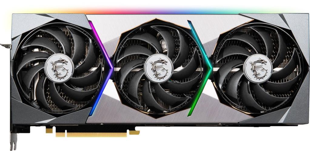 MSI GeForce RTX 3080 Ti Suprim X Review