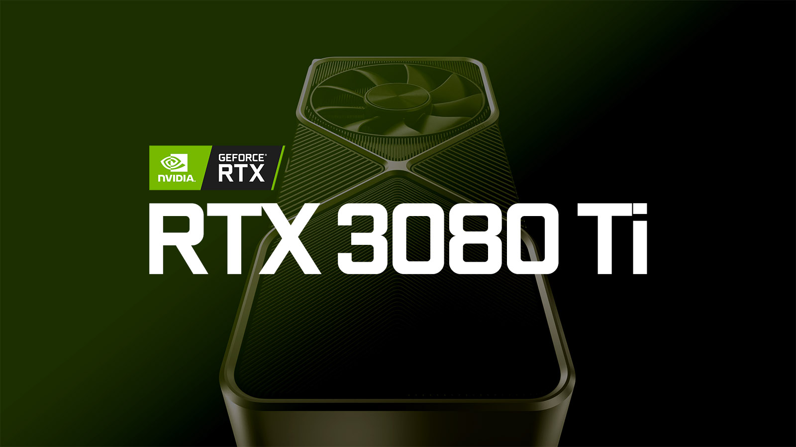 NVIDIA Releases RTX 3080 Ti and RTX 3070 Ti gaming GPUs