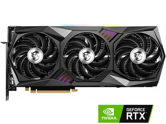 MSI GeForce RTX 3070 Ti Gaming X Trio Review