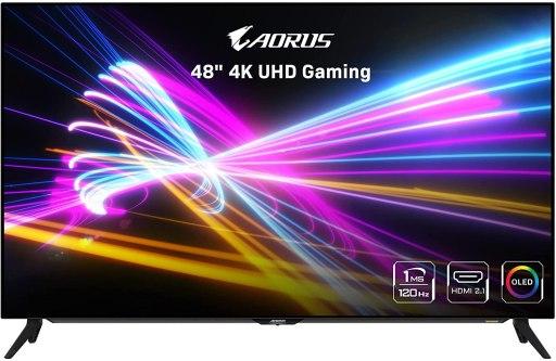 AORUS FO48U 48 4K HDMI 2.1 Gaming Monitor