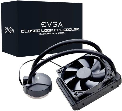 EVGA CLC 120mm All-In-One CPU Liquid Cooler