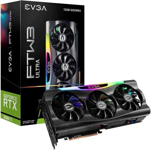 EVGA GeForce RTX 3080 Ti FTW3 Ultra Gaming
