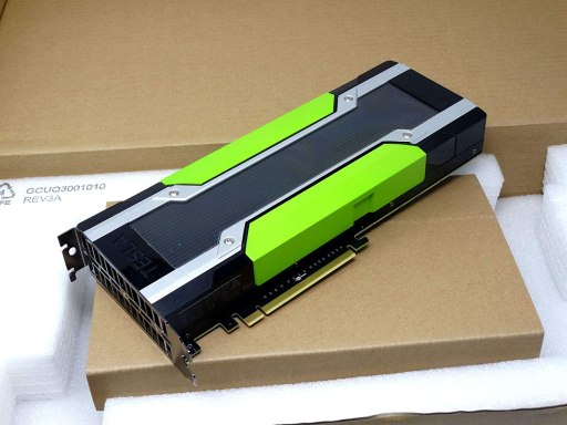 HHCJ6 Dell NVIDIA Tesla K80 24GB GDDR5 PCI-E 3.0 Server GPU Accelerator