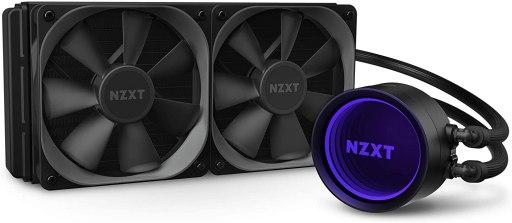 NZXT Kraken X63 280mm AIO RGB CPU Liquid Cooler
