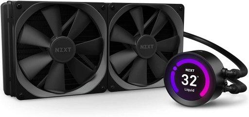NZXT Kraken Z63 280mm – AIO RGB CPU Liquid Cooler